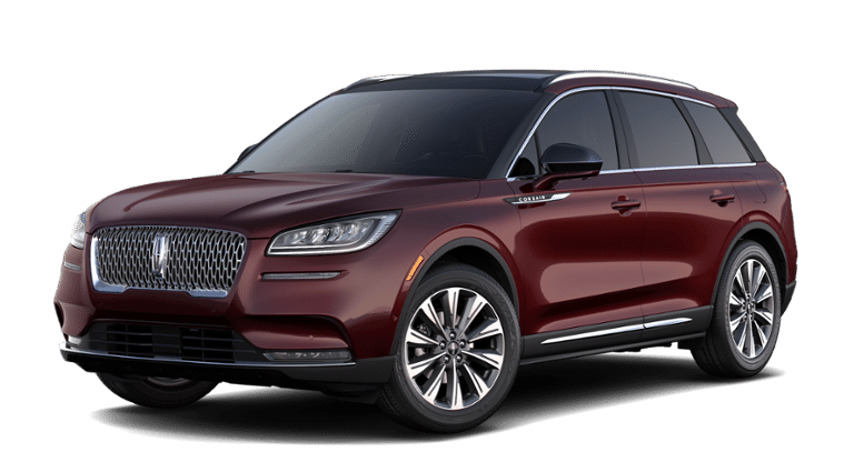 New 2020 Lincoln Corsair Reserve SUV for sale Chambersburg, PA